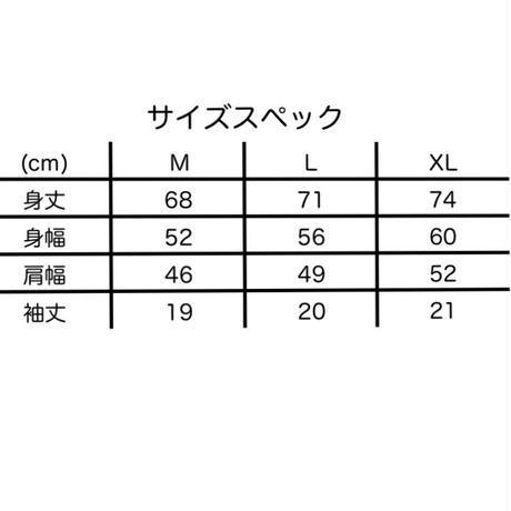 THE MOBSTAR JAPAN T-SHIRT SUMIKURO