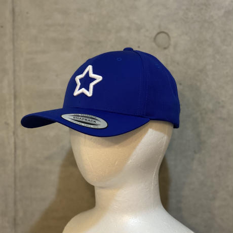 MOBSTAR CAP BLUE