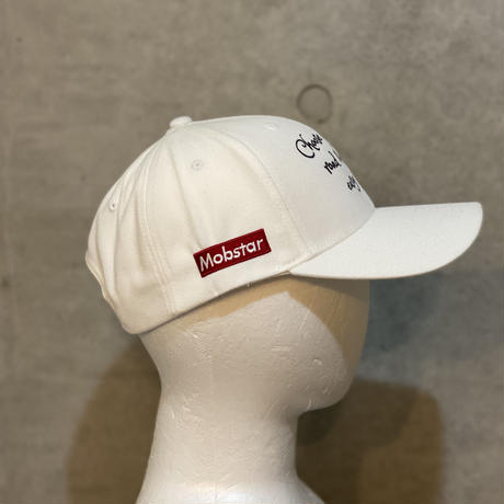 choose cap white