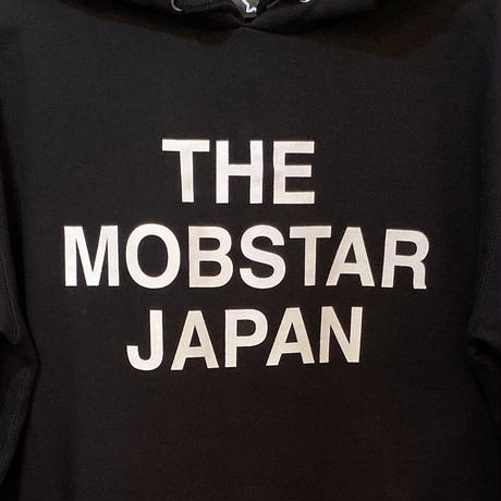 THE MOBSTAR JAPAN パーカー BLACK