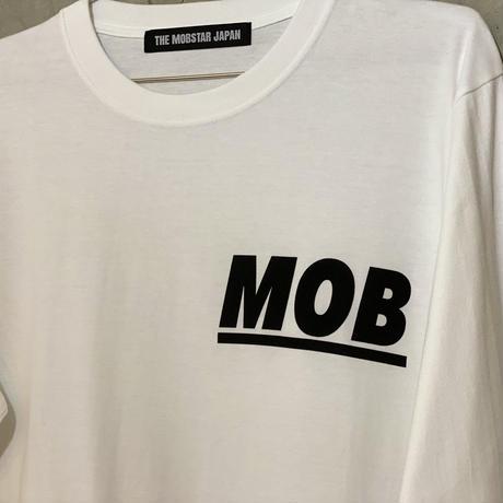 MOB ロンT ホワイト