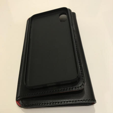 【受注】iPhone Xs MAX case wallet