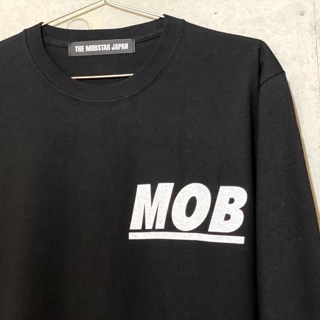 MOB ロンT ブラック