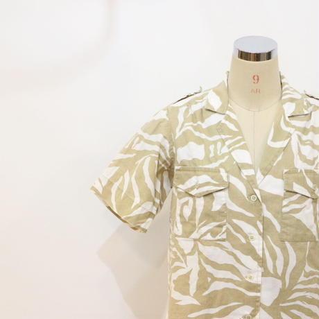 ~90's オープンカラーシャツ [192c]