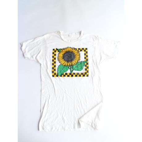 """80's T-shirt """"sunflower"""""""