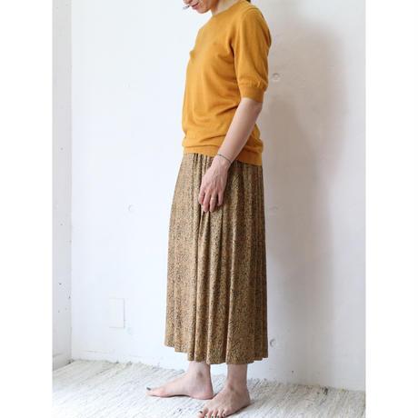 "S/S Knit ""musterd"""
