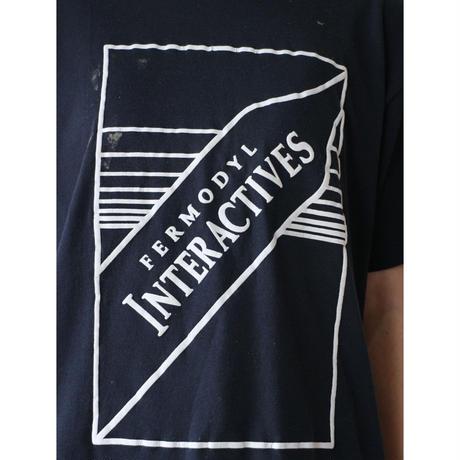 "80's T-shirt ""INTERACTIVES"""