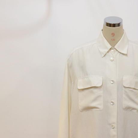 90~2000's シルクシャツ [467]