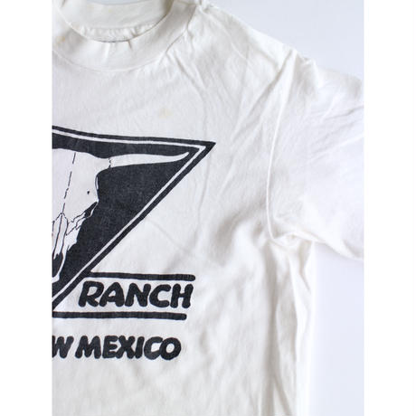 """80's T-shirt """"GHOSTRANCH"""""""