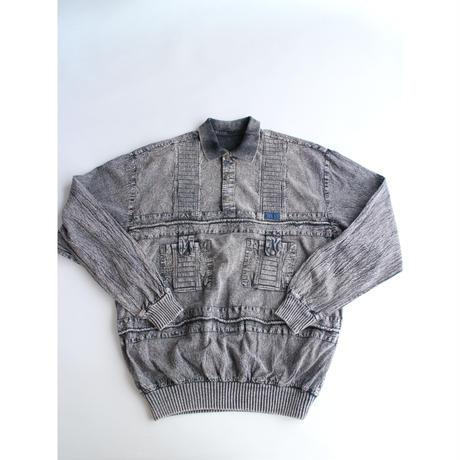 80's Chemical wash type blouson