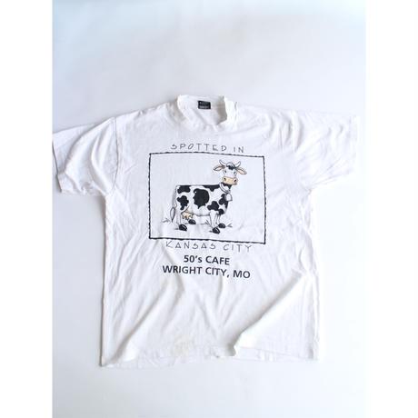 "90's T-shirt ""50'sCAFE"""