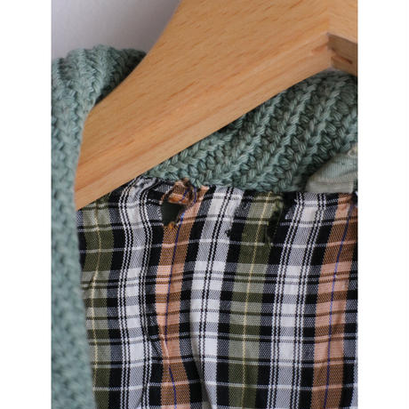 60's Shawl color Mid Coat [No.00344]
