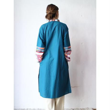 Kaftan dress ethnic pattern