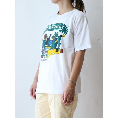 """90's T-shirt """"FROGS"""""""
