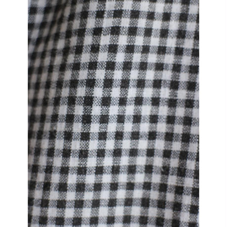 Gingham check Shirt [No.30077]