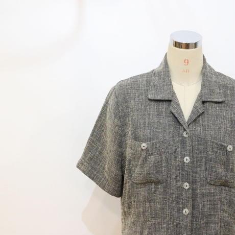 オープンカラーシャツ [421a]
