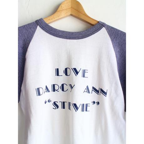 "80's 3/4 T-shirt ""BEST MOM"""
