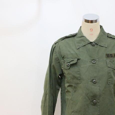 60~70's アメリカ軍 ミリタリーシャツ [853]