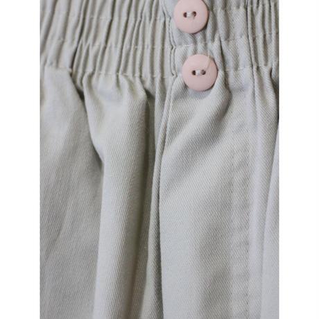 "Chino easy pants ""Beige"""
