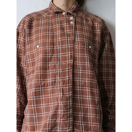 ~90's Flannel shirt [No.30427]