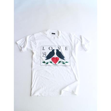 "80's T-shirt ""LOVE"""