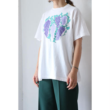 "90's T-shirt ""Grapes"""