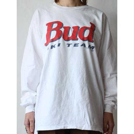 """90's L/S T-shirt """"Budweiser"""""""