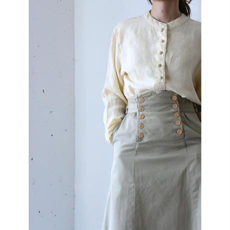 Linen P/O Shirt