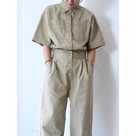"80's Jump suit ""BEG"""