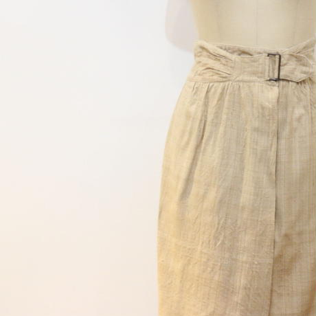 70~80's ラップスカート [900]