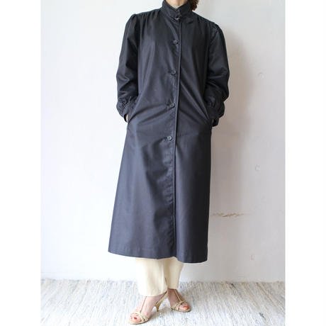 Neck belt coat