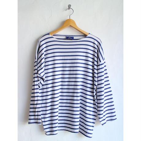 """St james"" oversize border T-shirt"