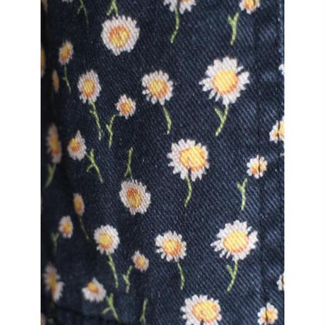 Floral jump suit