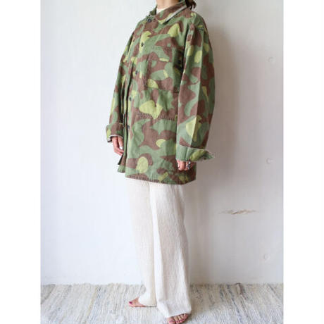 """Finland Military"" Reversible Camo Jacket [No.00238]"