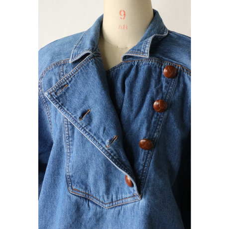Denim WeaternShirt [539C1]