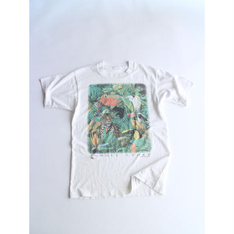 "90's T-shirt ""JUNGLE"""