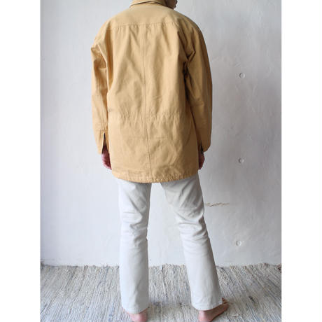 90's Multipocket canvas jacket