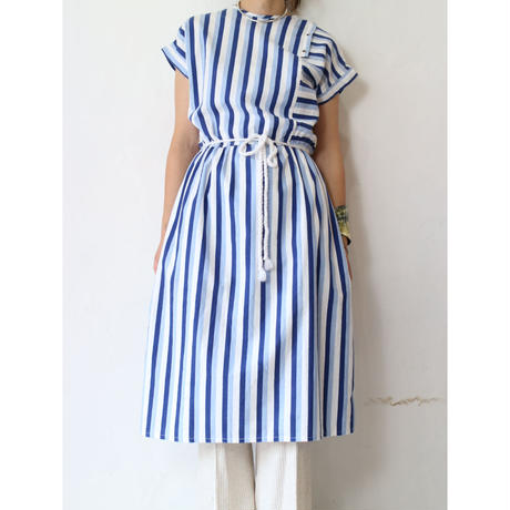 Stripe Summer Dress [No.50069]