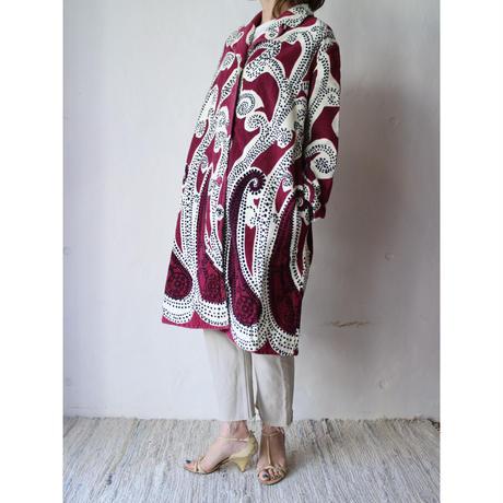 Vintage Pile Coat