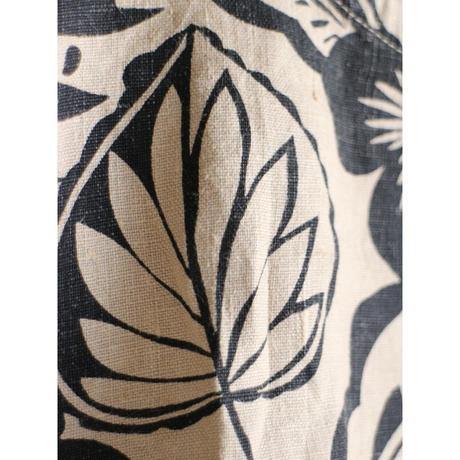 Botanical  Linen Tops