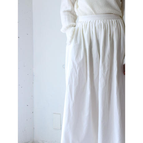 80's Corduroy skirt