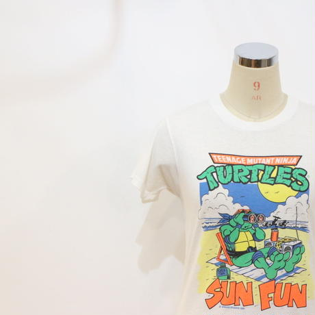 "90's T-shirt ""TURTLES"" [265]"