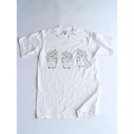 """90's T-shirt """"flower pot"""""""