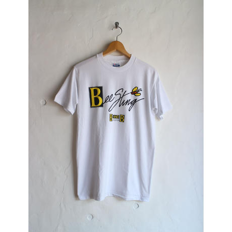 "80's T-shirt ""Bee"" [No.40060]"