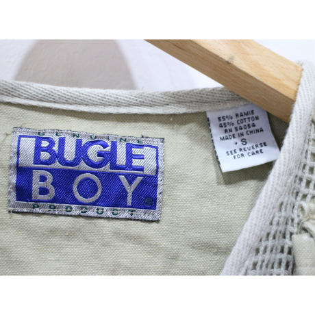 90's Fisherman's vest