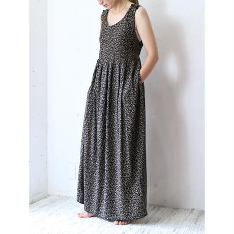 90's Floral maxi dress