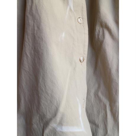 90's Cotton twill onepiece