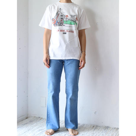 "80's T-shirt ""IRON BOWL"""