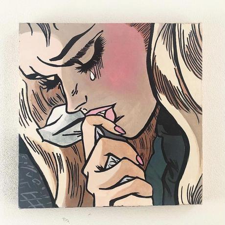 TEARS OF WOMEN