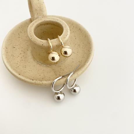 (pierce)P-20 foop beads pierce